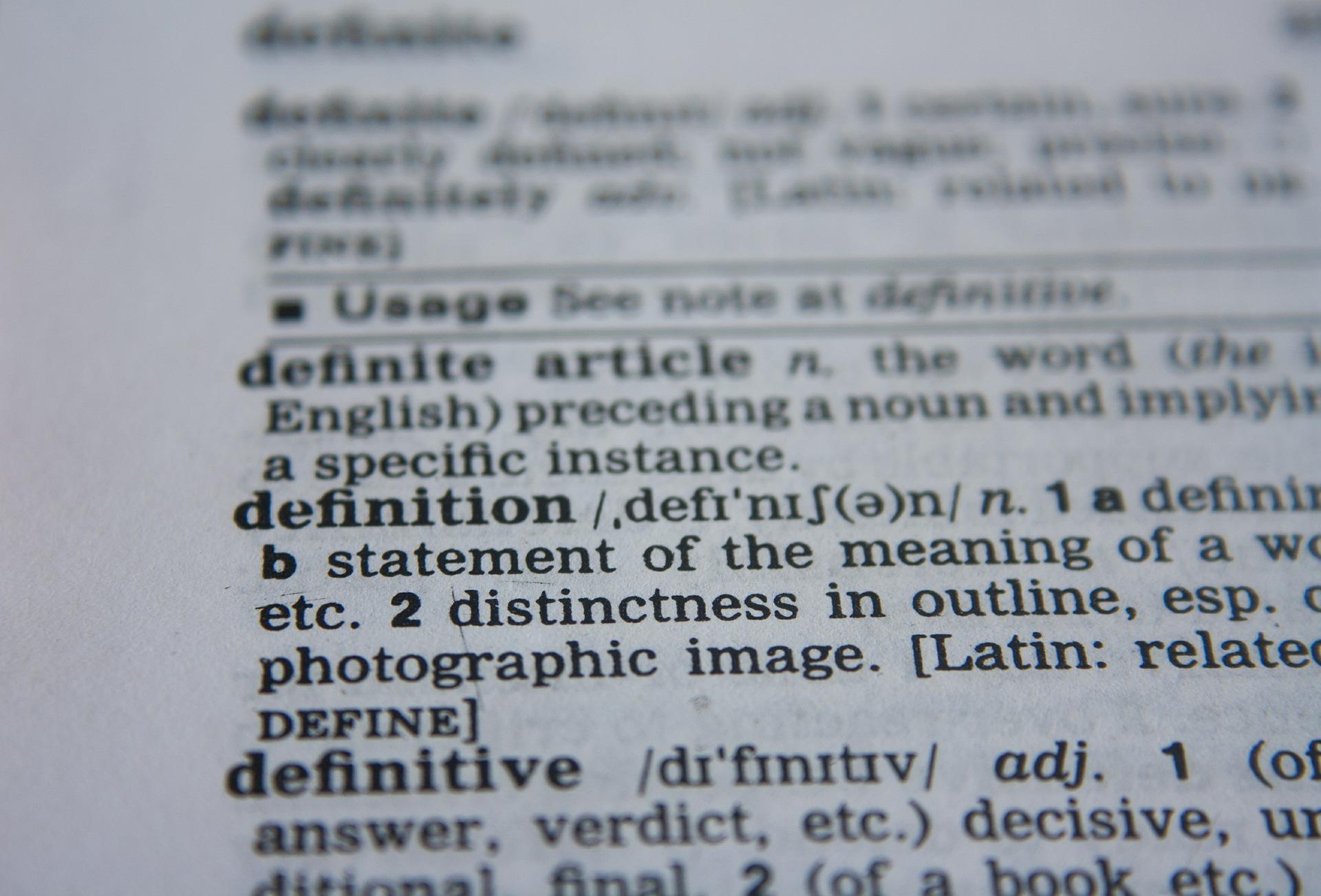 The Settlement Agreement Dictionary Settlement Agreement